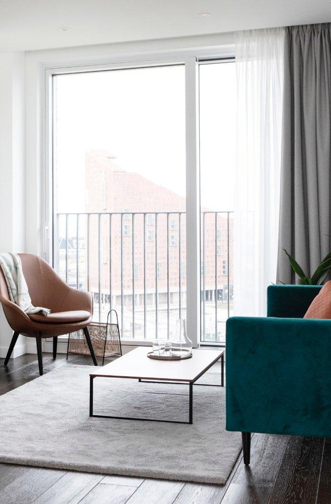 BoConcept Furniture in London Flat
