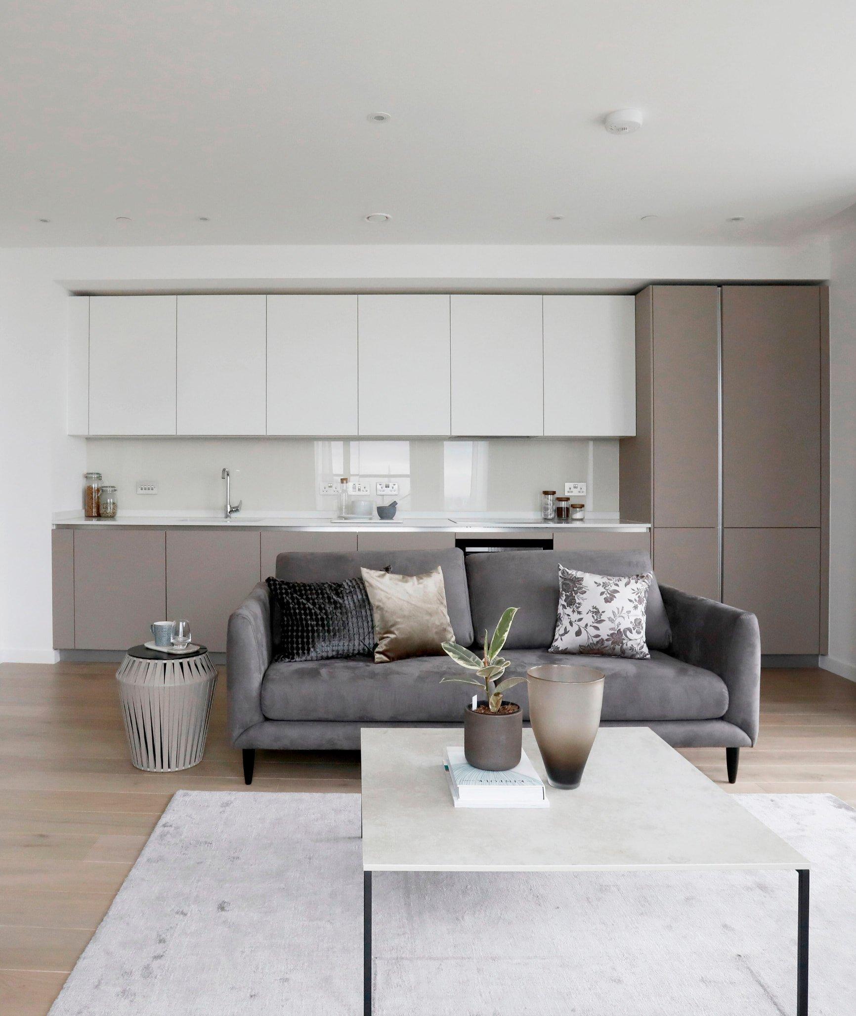 BoConcept Furniture Design in Flat