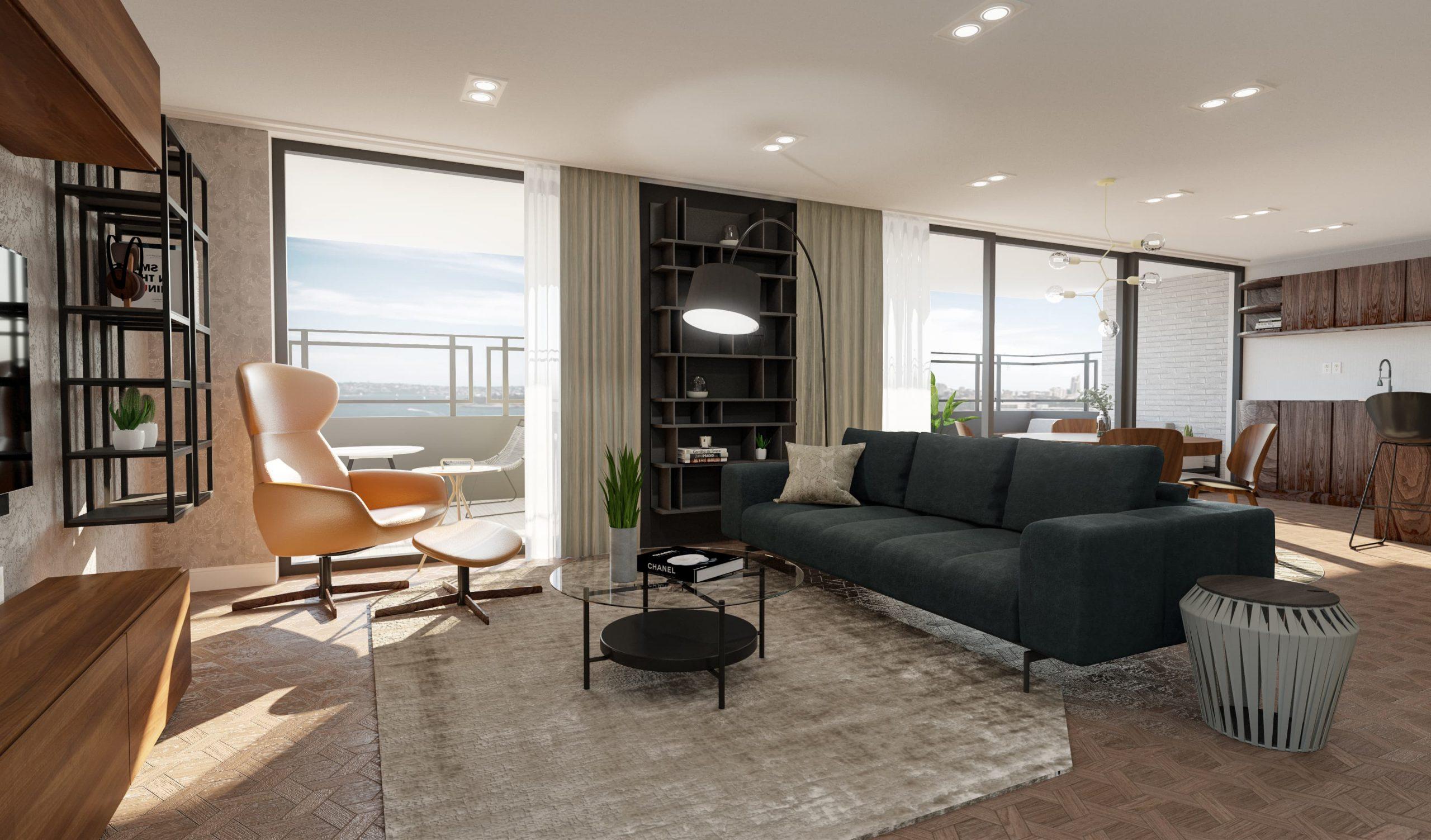 7/12 Dining Room, Loft, Design Package