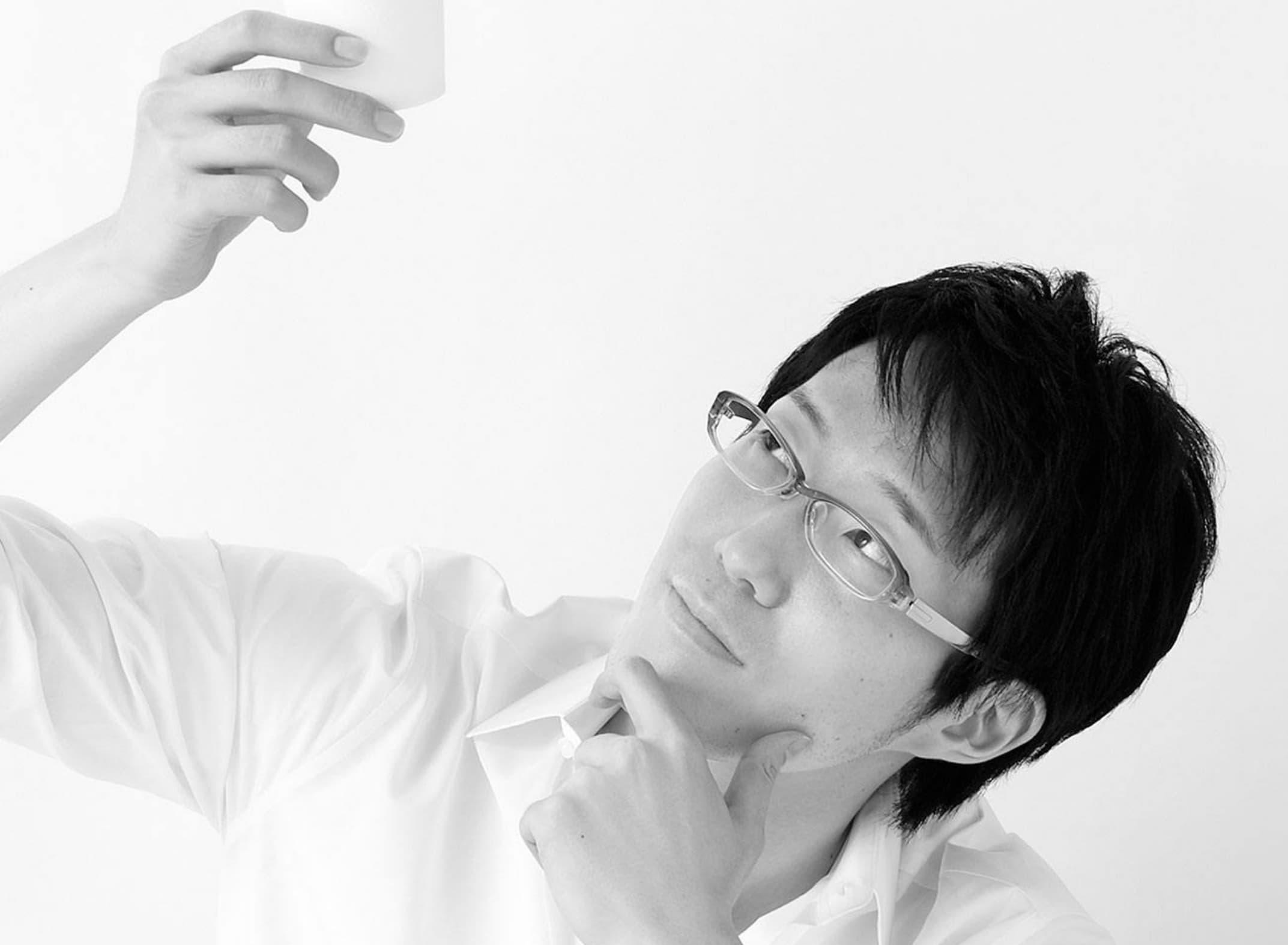 Oki Sato from Nendo design studio, BoConcept Furniture Designer