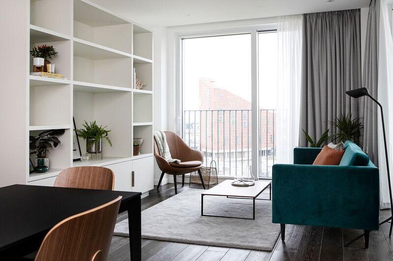 BoConcept Contract London East Village Apartment