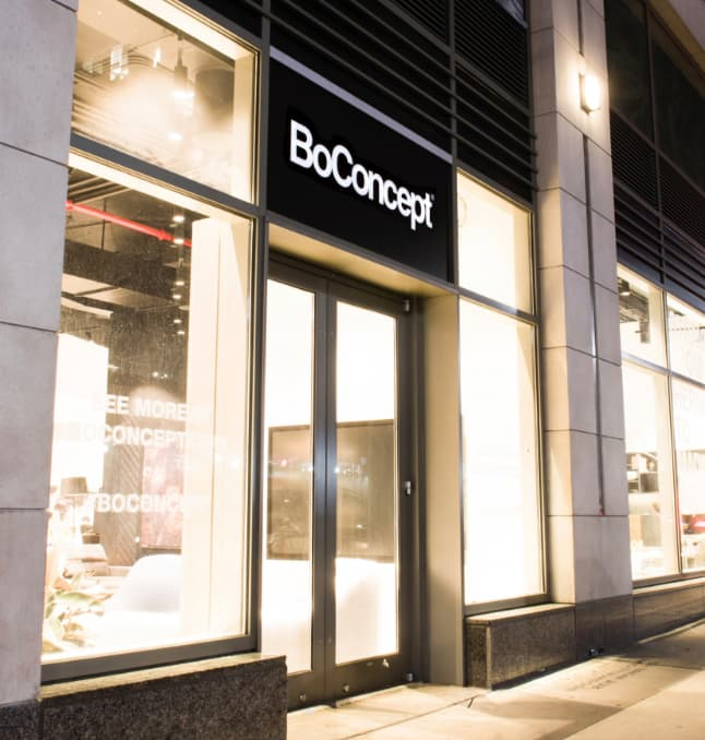 BoConcept Contract