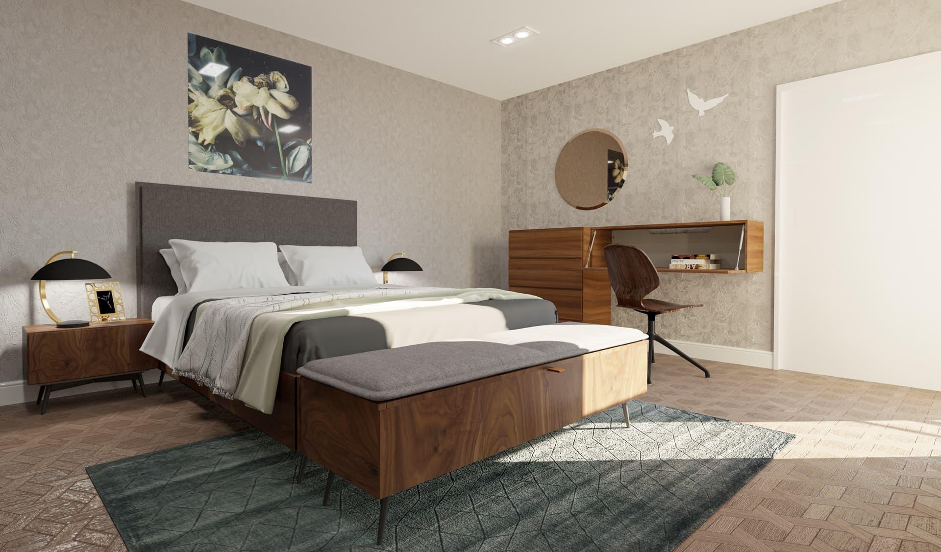 9/12 BedRoom, Loft, Design Package