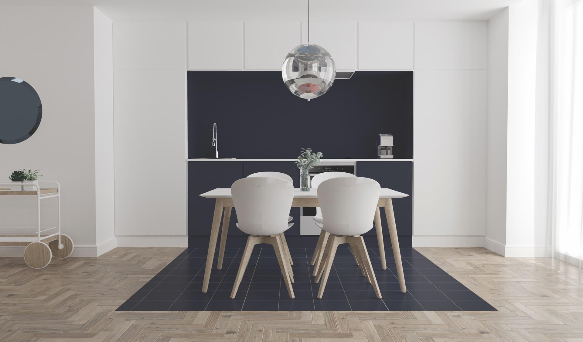 6/12 Dining Room, Loft, Design Package