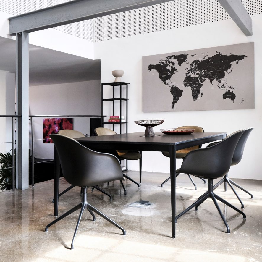 BoConcept Office Furniture in Workspace
